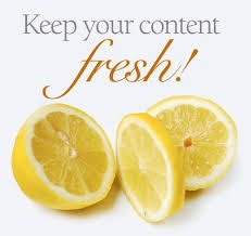 Fresh Web Content