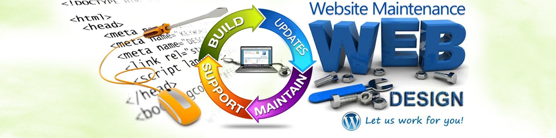 Wowsers Web Design Website Maintenance